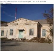 Нежилое отдельно стоящее здание о/п 631, 1 кв. м.